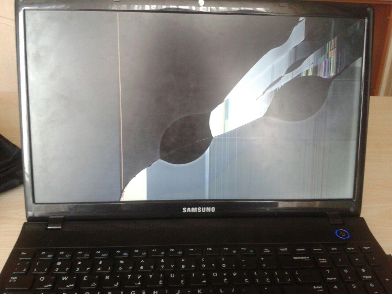 Samsung Ekran Kırıklarının Onarımı